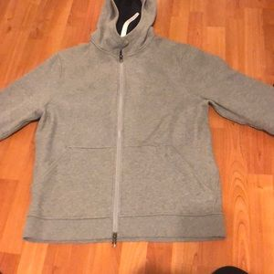 Ritual zipped jacket